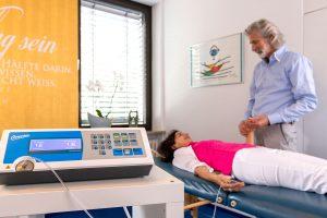 Oxyvenierung – Sauerstofftherapie